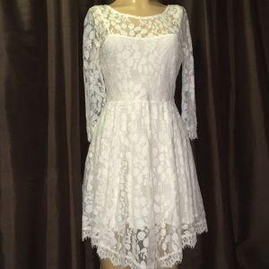 Beautiful Free People size 4 dress